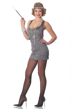 20'S -  LINDY AND THE LACE TOO COSTUME (ADULT)