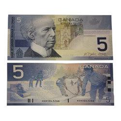 2002 -  2002 5-DOLLAR NOTE, JENKINS/DODGE (CUNC)