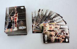 2003-04 BASKETBALL -  BLACK DIAMOND SET (90 CARDS)