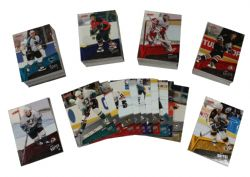 2003-04 HOCKEY -  VICTORY WITH RECRUITS (210 CARDS)