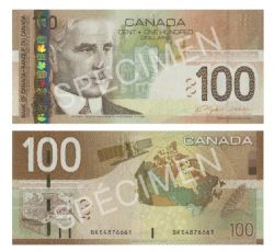 2004 -  2004 100-DOLLAR NOTE, JENKINS/DODGE (GUNC)