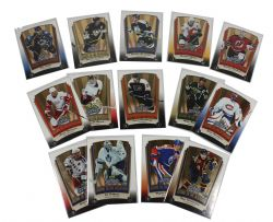 2005-06 HOCKEY -  UPPER DECK MVP RISING TO THE OCCASION (14 CARDS)
