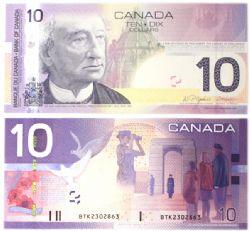 2005 -  2005 10-DOLLAR NOTE, JENKINS/DODGE (CUNC)
