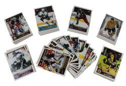 2006-07 HOCKEY -  FLEER WITH ROOKIES (230 CARDS)