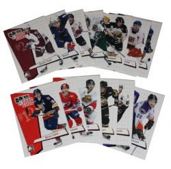2006-07 HOCKEY -  ITG HEROES AND PROSPECTS CLASS OF 2006 (13 CARDS)