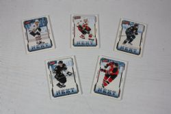 2006-07 HOCKEY -  UPPER DECK VICTORY NEXT IN LINE (50 CARDS)