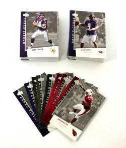 2006 FOOTBALL -  UPPER DECK ROOKIE DEBUT SET (100 CARDS)