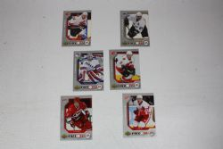 2007-08 HOCKEY -  VICTORY EA SPORTS FACE-OFF (6 CARDS)