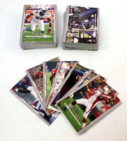 2007 FOOTBALL -  UPPER DECK FIRST EDITION SET (100 CARDS)