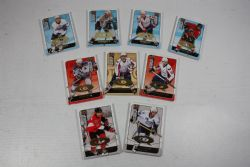 2008-09 HOCKEY -  COLLECTOR'S CHOICE CUP QUEST (90 CARDS)