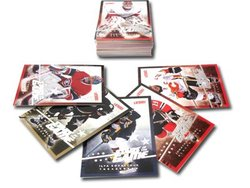 2008-09 HOCKEY -  UD VICTORY STARS OF THE GAME (50 CARDS)
