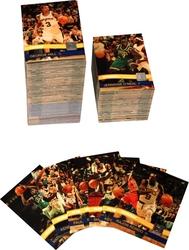 2010-11 BASKETBALL -  DONRUSS SET (295 CARDS)