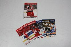 2011-12 HOCKEY -  SCORE FIRST GOAL (15 CARDS)