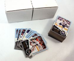 2011-12 HOCKEY -  UD O-PEE-CHEE WITH ROOKIES + UPDATE (625 CARDS)