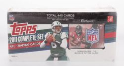 2011 FOOTBALL -  TOPPS FACTORYSET RETAIL WITH PATCH