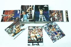2011 WRESTLING -  TOPPS WWE CHAMPIONS SET (100 CARDS)