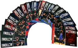 2013-14 BASKETBALL -  HOOPS ACTION SHOTS SET (25 CARDS)