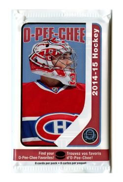 2014-15 HOCKEY -  O-PEE-CHEE RETAIL (P8/B36)