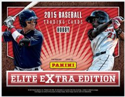 2015 BASEBALL -  PANINI ELITE EXTRA EDITION (P5/B20)