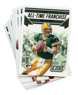 2015 FOOTBALL -  ALL-TIME FRANCHISE (8 CARDS)