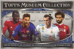 2017-18 SOCCER -  TOPPS MUSEUM COLLECTION (P8)