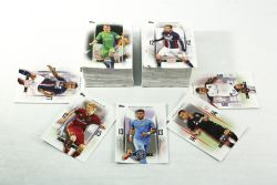2017 SOCCER -  TOPPS MLS SET (100 CARDS)