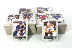 2018-19 HOCKEY -  UD O-PEE-CHEE WITH ROOKIES (600 CARDS)