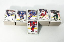 2018-19 HOCKEY -  UD O-PEE-CHEE WITHOUT ROOKIES (500 CARDS)