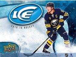 2018-19 HOCKEY -  UPPER DECK ICE (P5/B6)