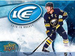 2018-19 HOCKEY -  UPPER DECK ICE (P5/B6)