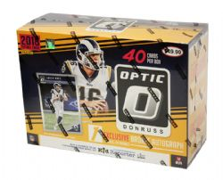 2018 FOOTBALL -  PANINI OPTIC MEGA BOX (P40)