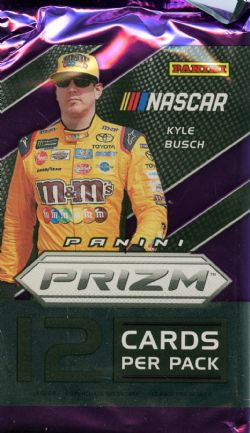 2018 NASCAR -  PANINI PRIZM (P12/B12)