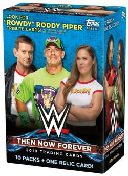2018 WWE -  TOPPS THEN NOW FOREVER (71)