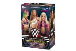 2018 WWE -  TOPPS WOMEN'S DIVISION VALUE BOX (71)