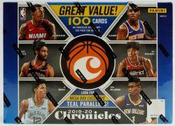 2019-20 BASKETBALL -  PANINI CHRONICLES - MEGA BOX