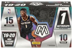 2019-20 BASKETBALL -  PANINI MOSAIC HOBBY BOX
