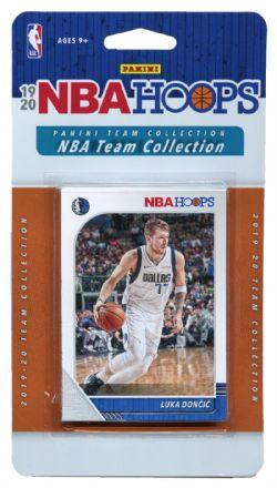 2019-20 BASKETBALL -  PANINI NBA HOOPS DALLAS MAVERICKS TEAM SET (10 CARDS)