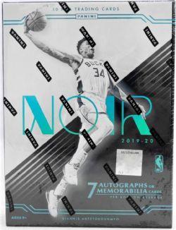 2019-20 BASKETBALL -  PANINI - NOIR (B1/P10)