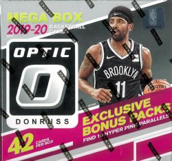 2019-20 BASKETBALL -  PANINI OPTIC MEGA BOX (P42)