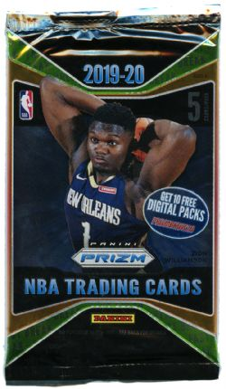 2019-20 BASKETBALL -  PANINI PRIZM FAST BREAK (P5/B18)