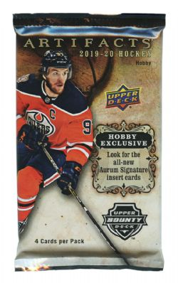 2019-20 HOCKEY -  ARTIFACTS HOBBY (P4/B8)