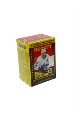 2019-20 HOCKEY CARDS -  O-PEE-CHEE BLASTER (P10+2)