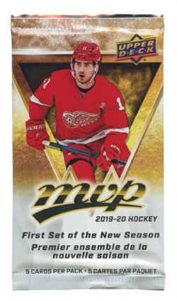2019-20 HOCKEY CARDS -  UPPER DECK MVP ***RETAIL*** (P5/B36)