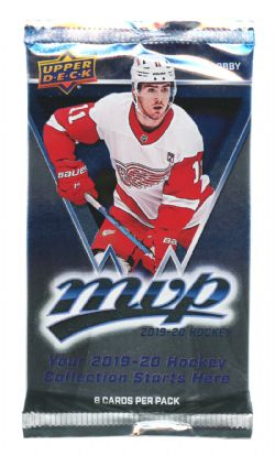 2019-20 HOCKEY CARDS -  UPPER DECK MVP (P8/B20)