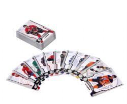 2019-20 HOCKEY -  CREDENTIALS BASE (50 CARDS)