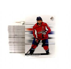 2019-20 HOCKEY -  SP AUTHENTIC COMPLETE SET NO ROOKIES (100 CARDS)