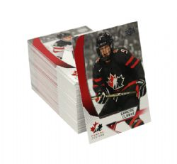 2019-20 HOCKEY -  TEAM CANADA JUNIORS SET (100 CARDS)
