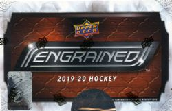 2019-20 HOCKEY -  UPPER DECK ENGRAINED (P6/B1/C10)