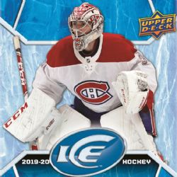 2019-20 HOCKEY -  UPPER DECK ICE HOBBY (P5/B5)