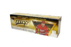 2019-20 HOCKEY -  UPPER DECK MVP BOX SET (250+)